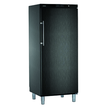 ARMOIRE POSITIVE GN2/1 INOX BLACKSTEEL, 586L