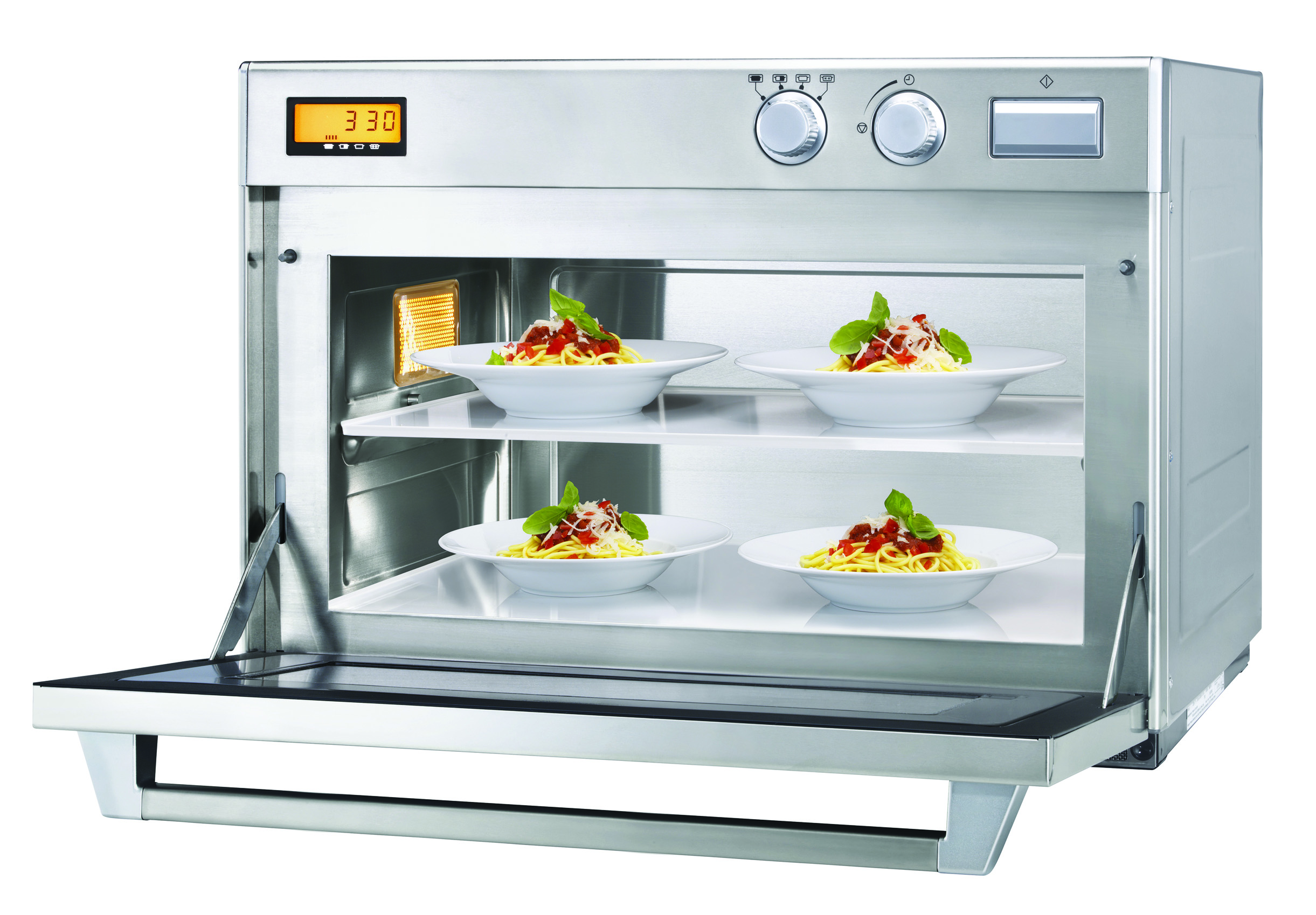MICRO-ONDES PRO GOURMET 44L, 4 MAGNÉTRONS, 3200W