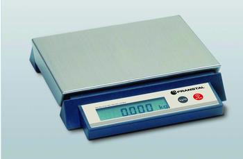 BALANCE COMPACTE ÉTANCHE IP65 6 KG / 1 G