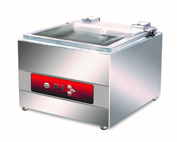 MACHINE SOUS VIDE A' CLOCHE DE TABLE- MANUELLE