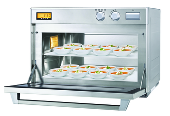 MICRO-ONDES PRO GOURMET 44L, 4 MAGNÉTRONS, 1800W,